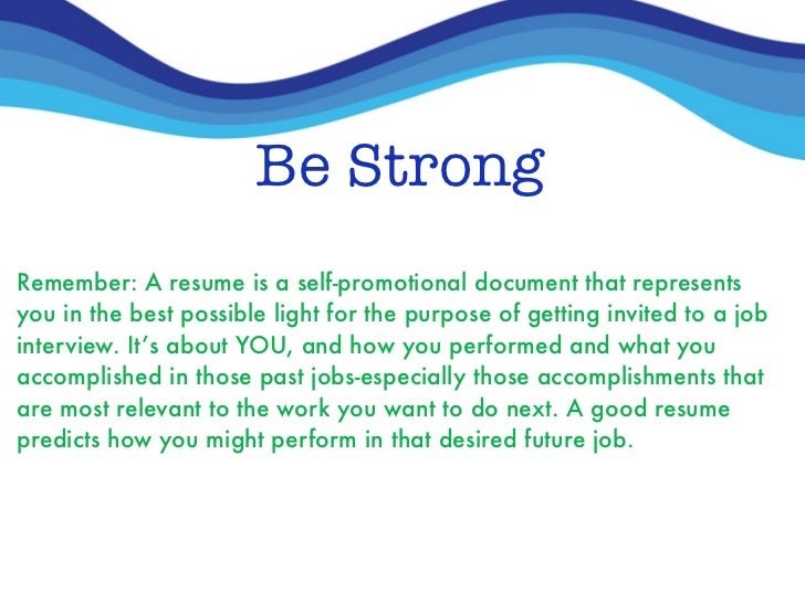 How To Make A Proper Resume Format How To Write Good Cv For