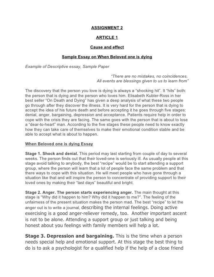 descriptive essays about memories The memories and joy i experience when i am four different types of writing styles: expository, descriptive this was an amazing descriptive essay i loved.