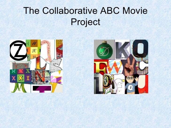 The Collaborative ABC Movie Project