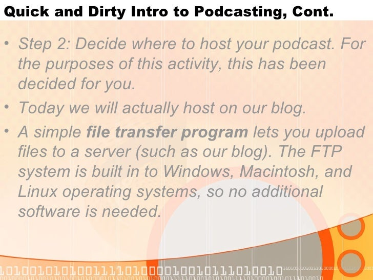 podcasting in the 21st century essay 6 student-powered podcasting section i  that can engage students and give them skills for success in the 21st century but the benefits of podcasting can go beyond .