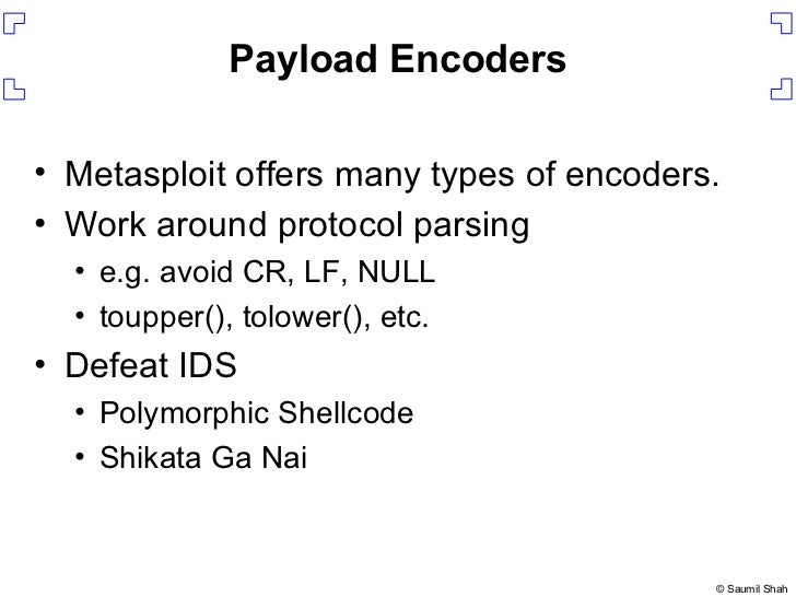 Alphanumeric shellcode