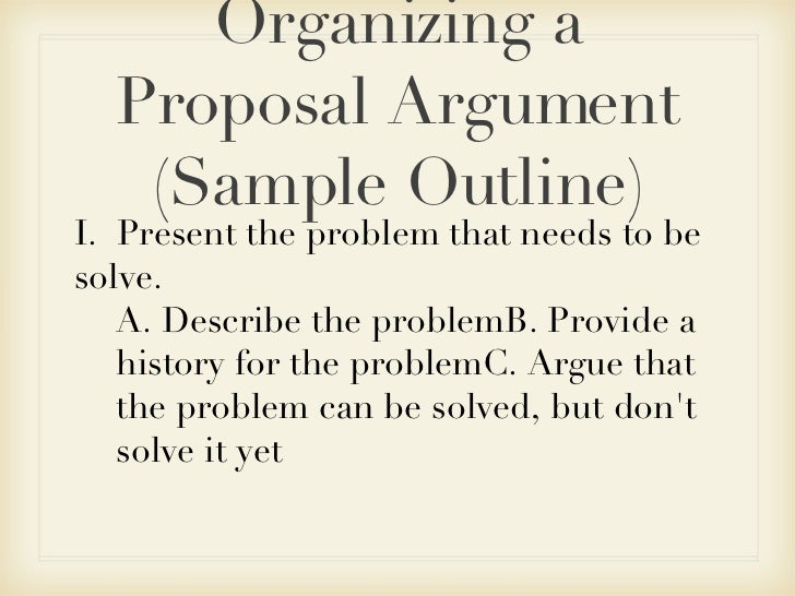proposals for argumentative essays Using transitional words in an argumentative essay the purpose of the argumentative mode, sometimes called the persuasive mode, is.