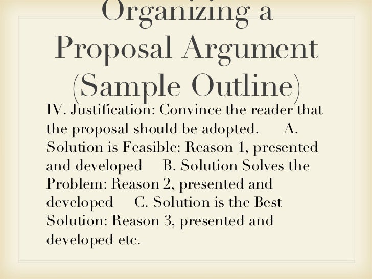 How To Start A Proposal Argument Essay What Is A Proposal Argument  How To Start A Proposal Argument Essay