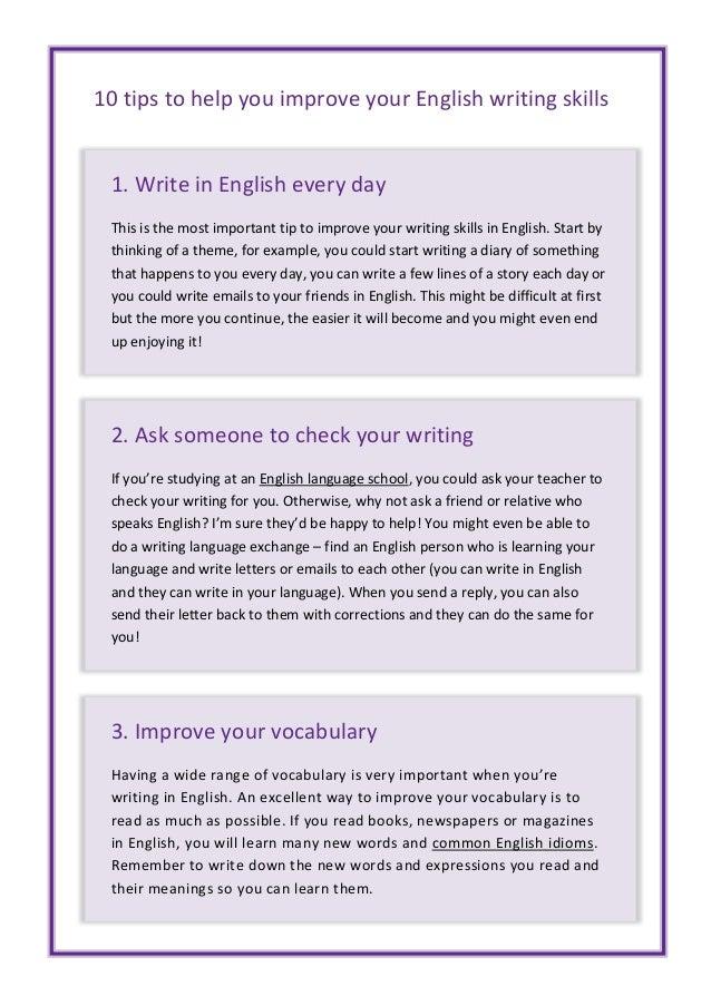 how do i improve my english essay  how to improve essay writing skills how do i improve my english essay