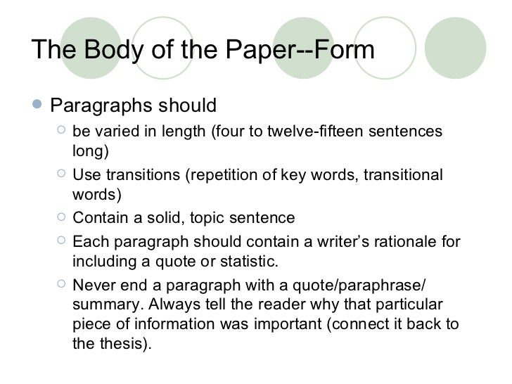 words to start a body paragraph in an essay The body paragraphs are where you present your paper's main points your body paragraphs should contain ample textual evidence, be correctly formatted, and have seamless transitions the body is the meat and potatoes of your essay.