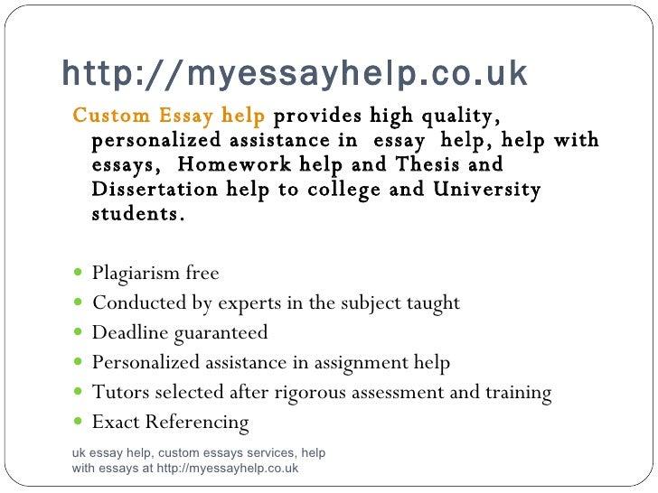 Benefits of ordering essay help online at Essaycastle.co.uk