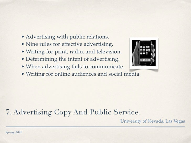 Differences Between Radio and TV Advertising