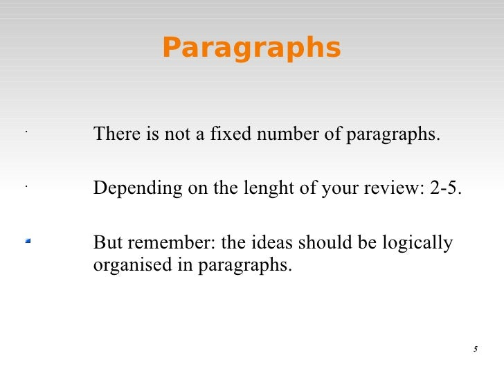 english paragraph writing for class 5