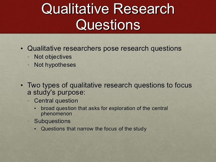 sub questions research paper A way to teach students how to develop historical questions this is the beginning of a multi-step research paper process that encourages sophisticated historical.