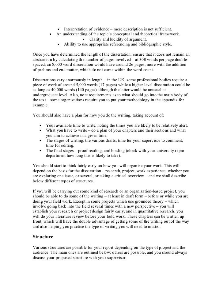 Undergraduate dissertation proposal example pdf