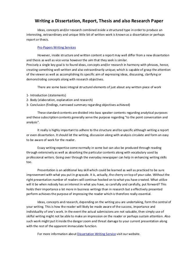 Un site de dissertation