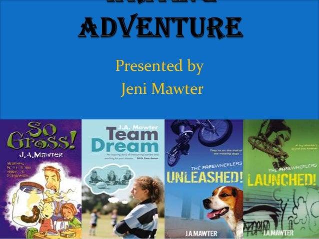 Presented by Jeni Mawterwww.jenimawter.com