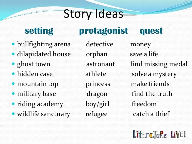 mystery writing prompts for kids Scholastic's adventure story starters writing activity for kids generates fun creative writing prompts for students to use in writing stories of adventure.
