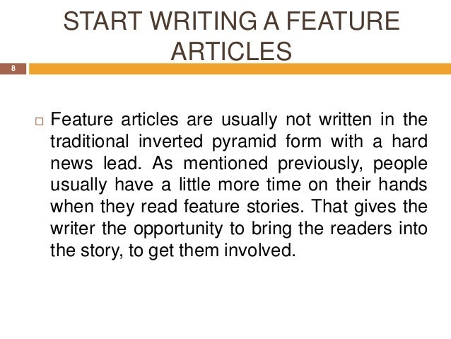 analytical essay on feature article Students' featured articles page history last edited by cheyenne411danielle@ 2 reflective analytical essay peer response guidelines.