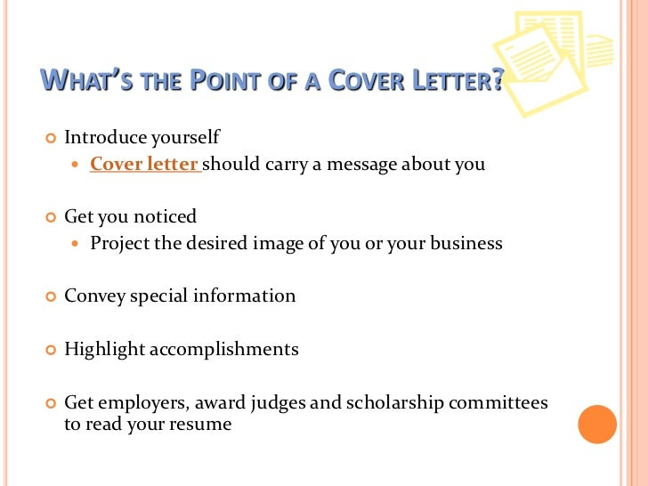 A Good Cover Letter. Thank You As Always, Wonderful Readers, For ...