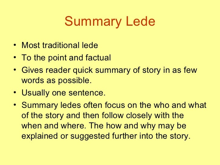 A Word to My PR Homies: On Writing a Lede