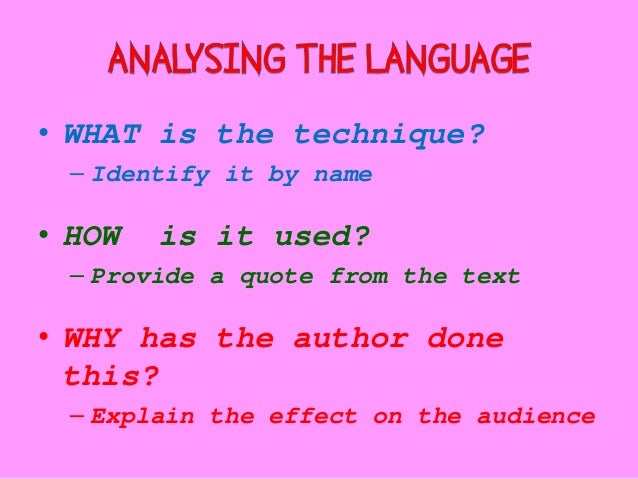 language analysis essay tone For many ap english students, the rhetorical analysis essay is  the foundation  of the rhetorical analysis is the infamous tpt (tone, purpose.