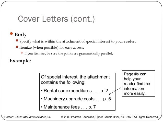 Example Letter Of Attachment. Good Prospects Cover Letter On Sample For Computer letter email attachment or body  Fresh Essays