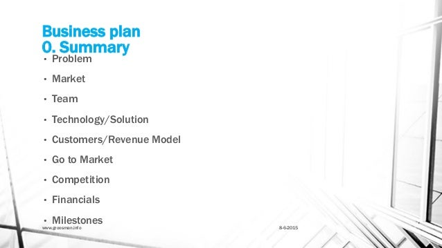 #1 Best-Selling Business Plan Software