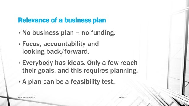 6 Tips to Writing Effective Business Plan