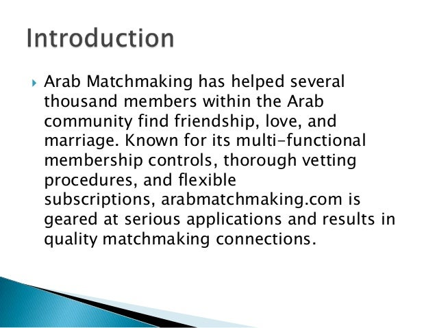 arabmatchmaking member login