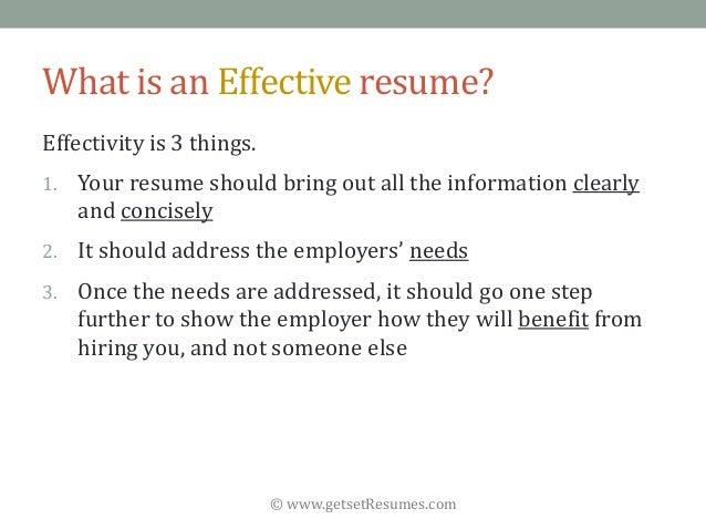 How to write a Cracker Resume/CV for your next Job Application! Slide 3