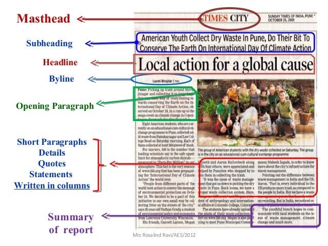 How to Do a Newspaper on PowerPoint