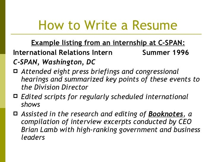 How to Get Your Resume Noticed in the Blink of an Eye