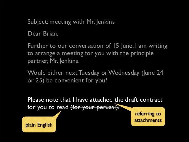 How to write a formal business english email altavistaventures Choice Image