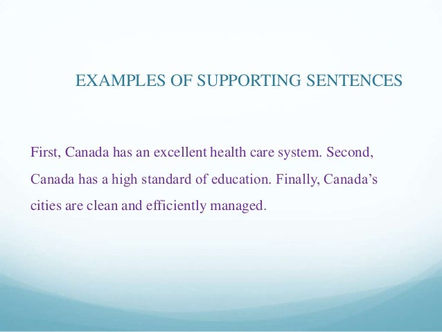 health care paragraph