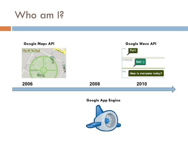 Writing Apps the Google-y Way (Brisbane) Slide 3
