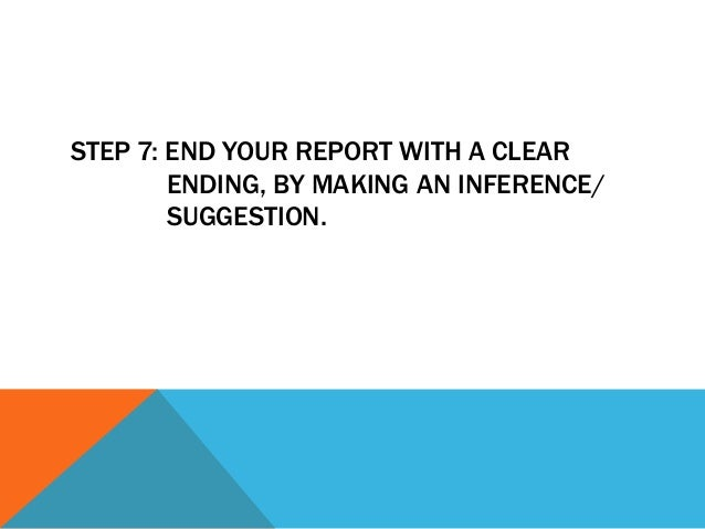 STEP 8: LASTLY, SIGN YOUR REPORT ON THE        LEFT-HAND SIDE. YOU MAY INCLUDE        YOUR POST IF YOU HAVE ONE.