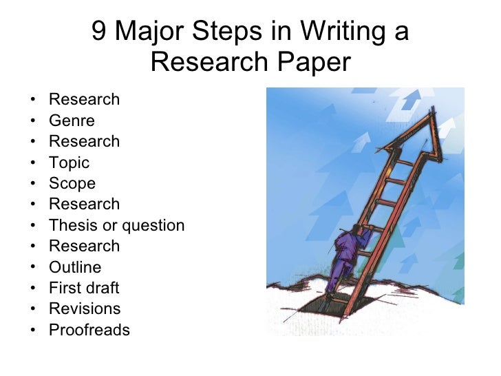 ... 2. 9 Major Steps In Writing A Research Paper ...