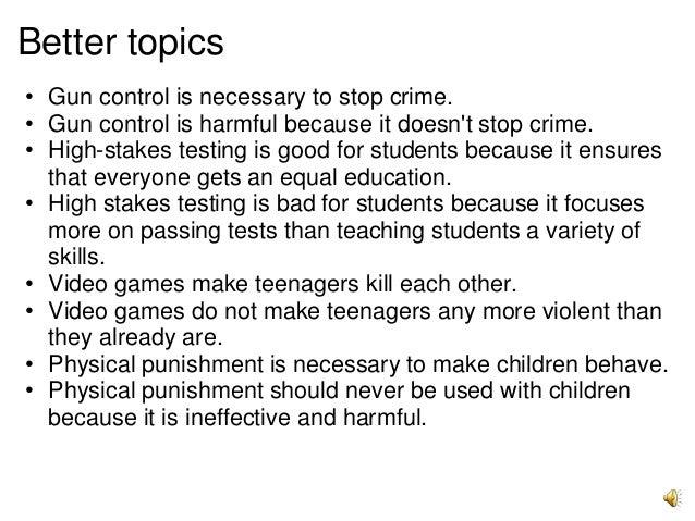 Can video games make kids more violent essay