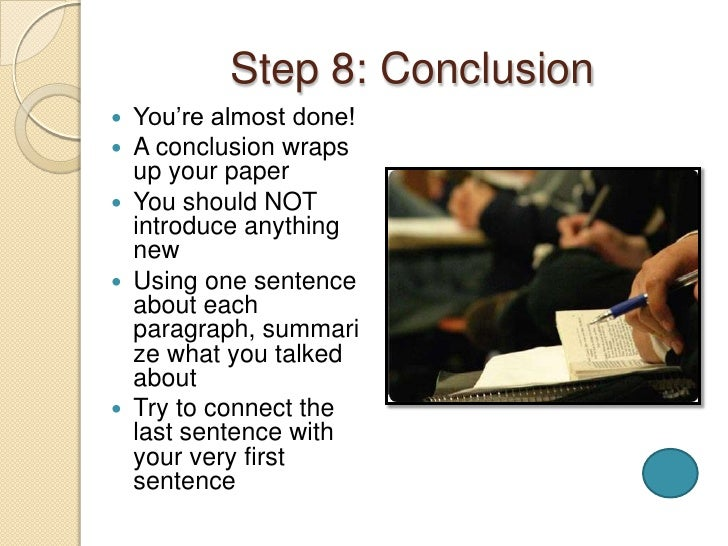 good way write conclusion research paper order custom essay should i write a thesis