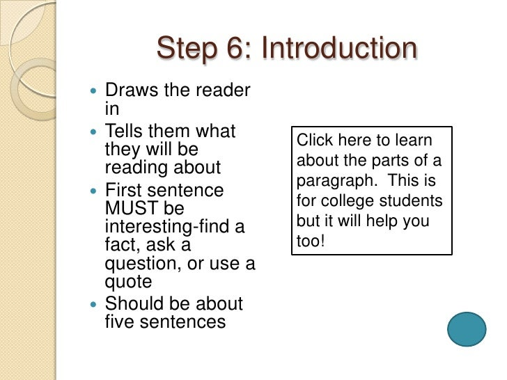 10 easy steps in writing an essay Ten steps for writing an essay rather than worrying about an essay for weeks, suggest to your child to read through these 10 points write the essay conclusion.
