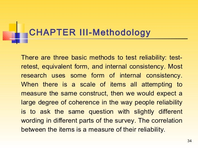 chapter 3 thesis research methodology Chapter 3: methodology this chapter presents the methods that have been used in this study to investigate the  31 research design  thesis- final draftdoc.