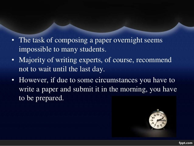 essay overnight 12 reviews for overnight essay, 49 stars: overnightessay is much better than the other college aid websites ive tried so far will use it again in the near future, quite impressed with the service provided.
