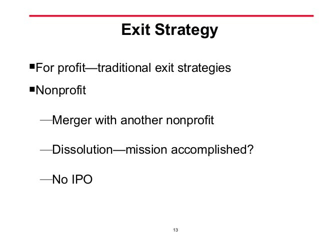 How to Plan an Exit Strategy for Your Small Business