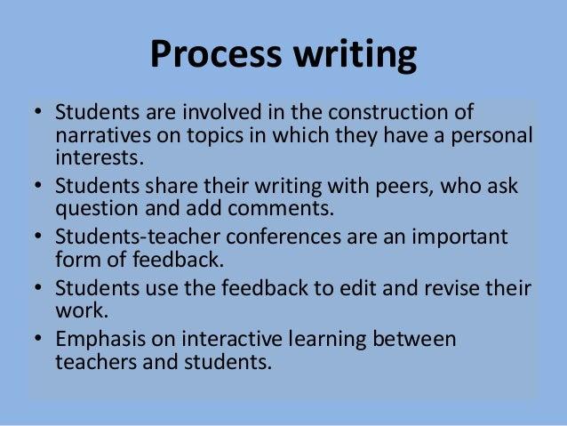 process ana essay