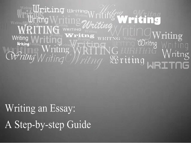 writing an essay step by step · durham student jack gives a step-by-step guide to how to write an essay that blows your teacher's socks off watch more on his channel: https://wwwyoutube.