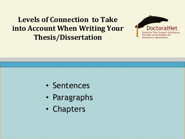 synopsis and thesis writing Lesson 4: synopsis in order to clarify your thoughts about the purpose of your thesis and how you plan to reach your research goals, you should prepare a synopsis.