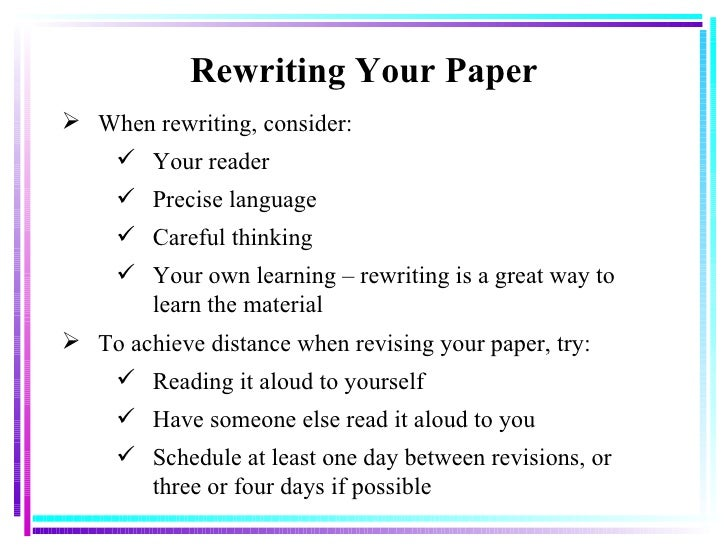 rewriting essays Automatically rewrite essays and articles to create brand new unique content reword and paraphrase other people's work into your own work.