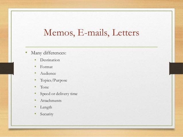 how to write a correspondence