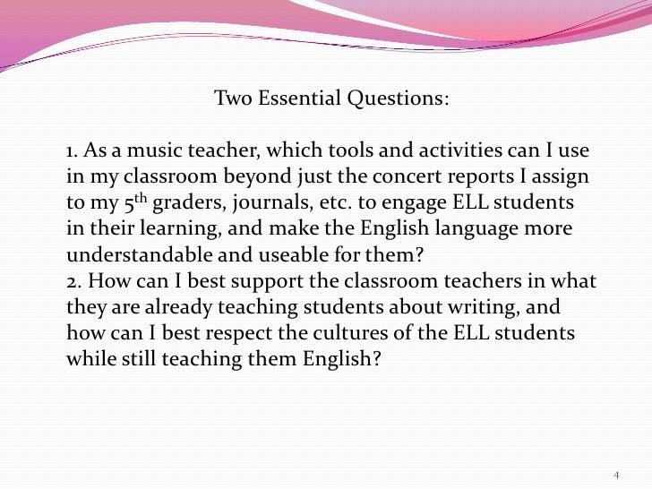 teaching essay writing esl