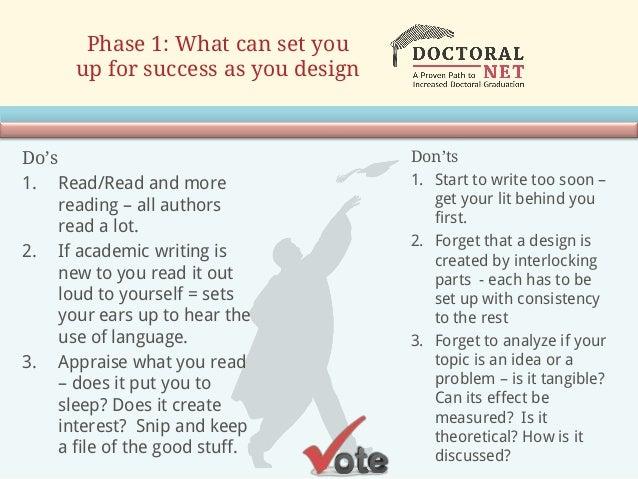 dissertation writing help - Doctoral Dissertation Writing Help - Write ...