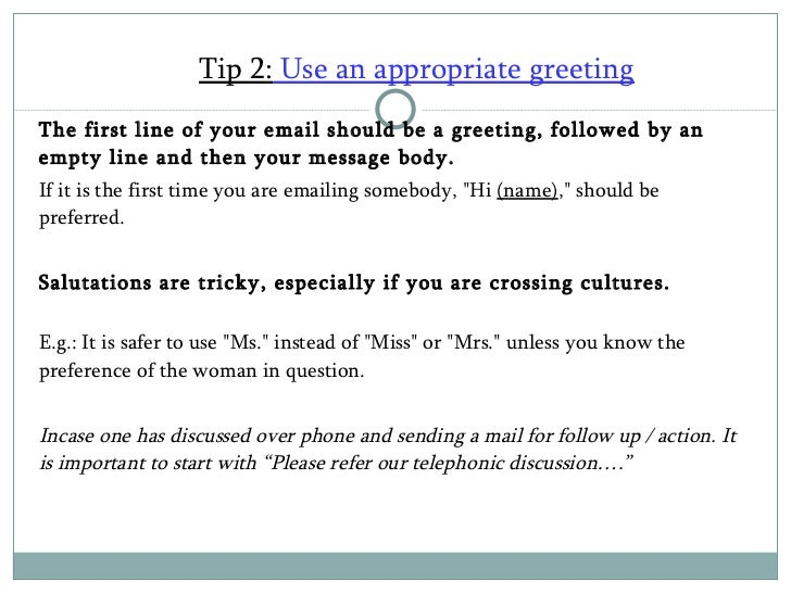 Writing effective emails m4hsunfo