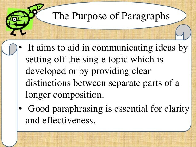 writing effective paragraphs Writing strong paragraphsyou may have noticed that for your discussion board and your paper assignments in this class, you are asked to write in well-developed paragraphs.
