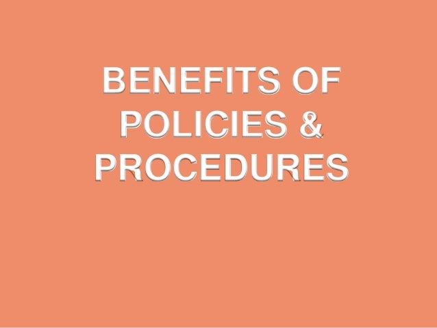 writing effective policies  u0026 procedures2
