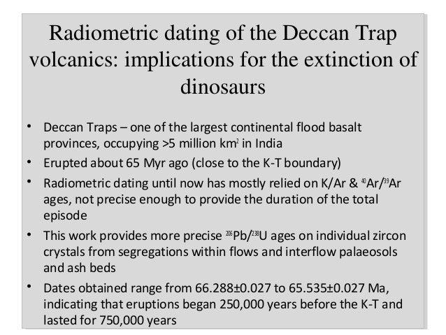 Wat is radiometrische dating gebaseerd op